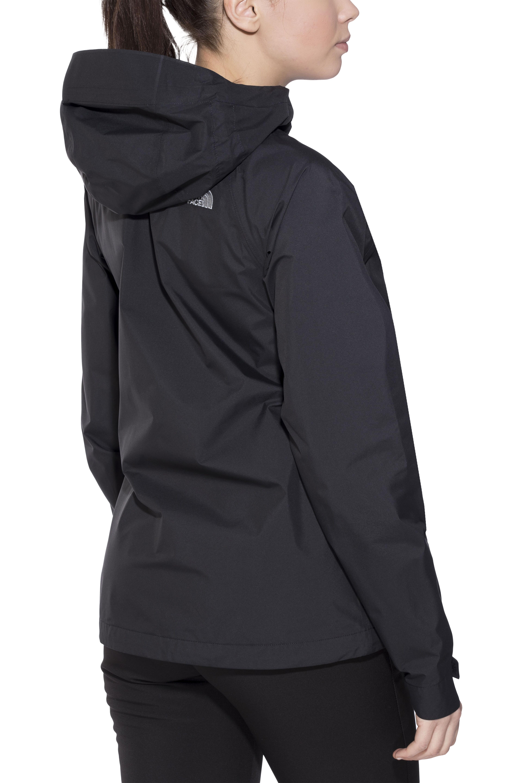 386677cdb The North Face Dryzzle Jacket Women tnf black
